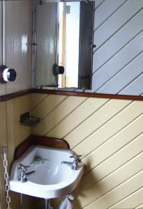 Crew Cabin Wash Basin