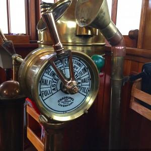 Wheel House Telegraph